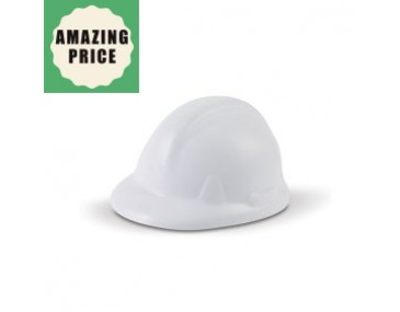 Construction Hat Stress Toy