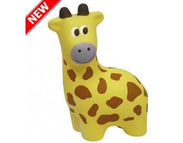 Logo Emblazoned Stress Toy Giraffes