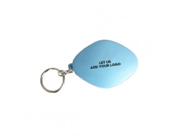 Logo Printed Tablet Stress Keyrings