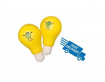 Printed Light Bulb