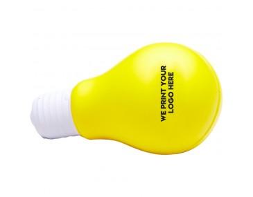 Soft Stress Ball Light Bulbs