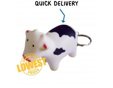Cow Shaped Key Rings