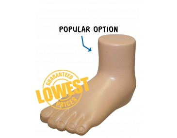 Printed Foot