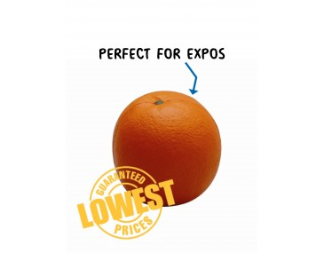 Promotional Stress Ball Orange