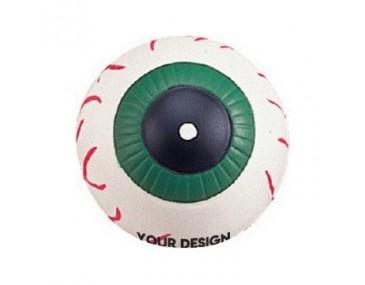 Stress Toy Eye Balls With Logo