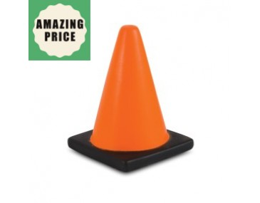 Traffic Cone Stress Toy