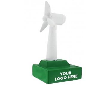 Windmill Logo Emblazoned Stress Shapes