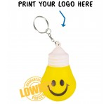 Light Bulb Key Ring