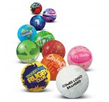 Full Colour Stress Balls Round