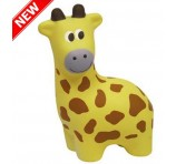 Logo Emblazoned Stress Toy Giraffes