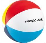 Logo Printed Beach Ball Stress Toys