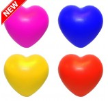 Multi Coloured Stress Toy Hearts
