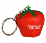 Promotional Keychain Stress Strawberries