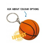 Basketball Key Rings