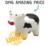 Custom Cow Stress Toy