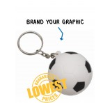 Soccer Key Rings