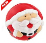 Xmas Santa Stress Toys Personalised