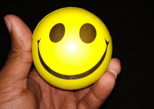 Smile Promotional Stress Reliever